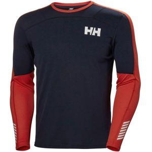 Helly Hansen LIFA ACTIVE CREW tmavě modrá M - Pánské triko s dlouhým rukávem