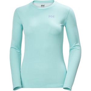 Helly Hansen LIFA ACTIVE SOLEN LS zelená XL - Dámské triko