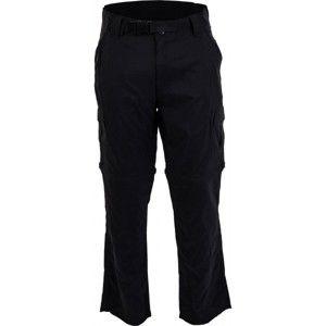 Hi-Tec LOBO černá XXL - Pánské outdoorové kalhoty