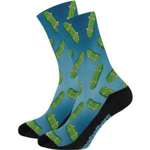 Horsefeathers CONOR SOCKS modrá 11-13 - Ponožky