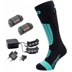 Hotronic HEATSOCKS XLP ONE + PF černá S - Vyhřívané kompresní ponožky
