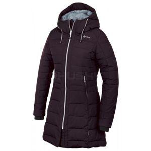 Husky NORMY vínová M - Dámský zimní kabát