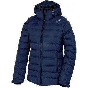 Husky W 17 FADIN L modrá XL - Dámská péřová bunda