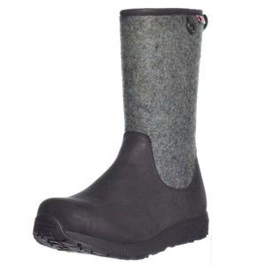 Ice Bug GROVE W MICHELIN WIC WOOLPOWER šedá 37 - Dámské zimní boty