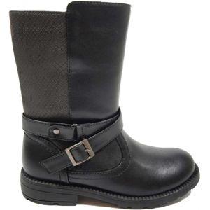 Junior League BOLLE černá 35 - Dětská vysoká obuv