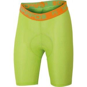 Karpos PRO-TECT INNER PANT zelená XL - Pánské spodní kraťasy