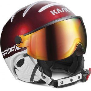 Kask CLASS SPORT červená 56 - Lyžařská helma