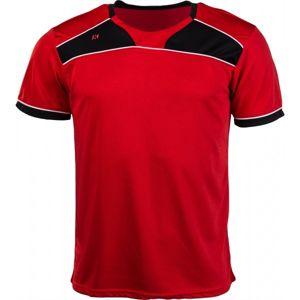 Kensis DENIS červená XL - Pánské triko