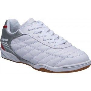 Kensis FARELL bílá 41 - Juniorská sálová obuv