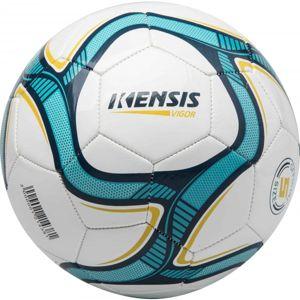 Kensis VIGOR5 bílá 5 - Fotbalový míč