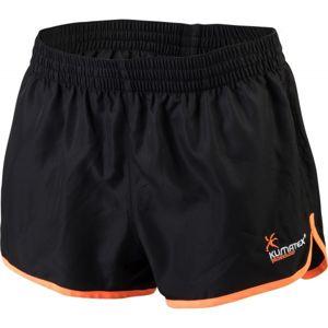 Klimatex BOEL oranžová S - Dámské běžecké šortky