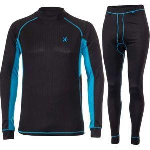 Klimatex CHICO černá M - Set pánského funkčního prádla