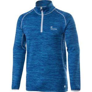 Klimatex DAGUR modrá M - Pánský pulovr pro chladnější počasí