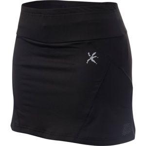 Klimatex IRINA černá L - Dámská běžecká sukně