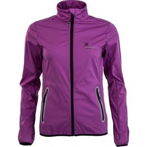 Klimatex LUCY fialová L - Dámská softshellová bunda