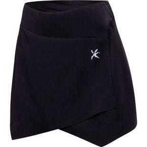 Klimatex RETINA černá XL - Dámská cyklistická sukně