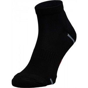 Lenz RUNNING 1.0 černá 39-41 - Sportovní ponožky