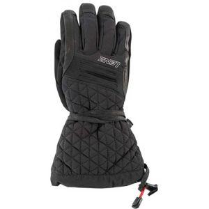 Lenz HEAT GLOVE 4.0 W černá 8 - Dámské vyhřívané prstové rukavice