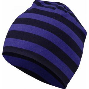 Lewro BELLSPROUT modrá 8-11 - Dětská čepice