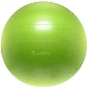 Lifefit ANTI-BURST 55CM zelená 55 - Gymnastický míč