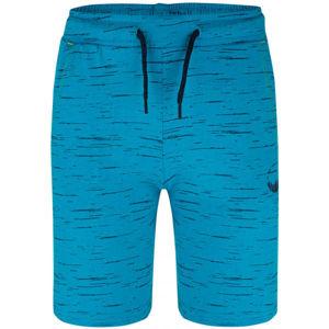 Loap BAIDOS modrá 122-128 - Dětské šortky