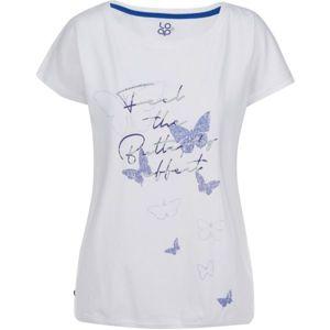 Loap BIRDIE bílá L - Dámské tričko