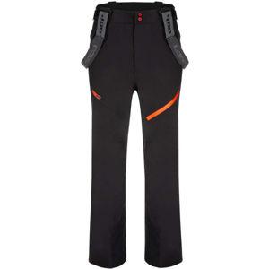 Loap FABIR černá S - Pánské lyžařské kalhoty