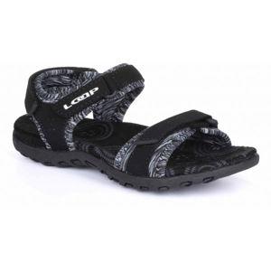 Loap KETTY JR černá 26 - Dětské sandály