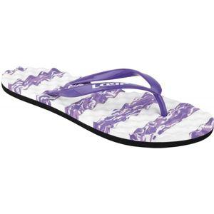 Loap LAGOON fialová 37 - Dámská letní obuv
