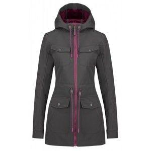 Loap LEXY šedá XL - Dámský kabát