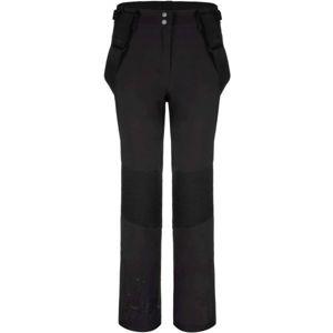 Loap LYRESKA černá XS - Dámské softshellové kalhoty