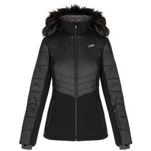 Loap ODIANA černá XS - Dámská lyžařská bunda