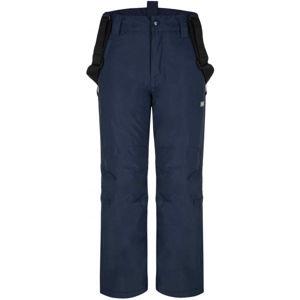 Loap FUXI růžová 146 - Dětské lyžařské kalhoty