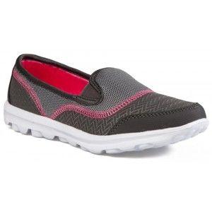 Loap SANDRIKA tmavě šedá 36 - Dámské slip-on boty