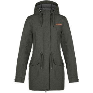 Loap LYNETTE  XL - Dámský krátký softshellový kabát