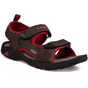Loap STICK červená 44 - Pánské letní sandály