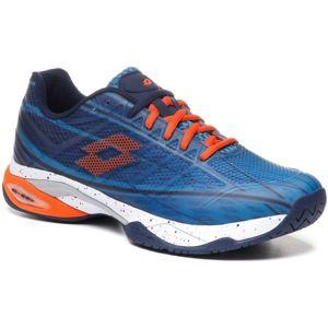 Lotto MIRAGE 300 SPD modrá 9.5 - Pánská tenisová obuv