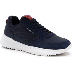 Lotto CITYRIDE AMF SMART NU tmavě modrá 11.5 - Pánská volnočasová obuv