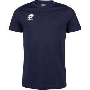 Lotto DELTA TEE JS  L - Pánské sportovní tričko