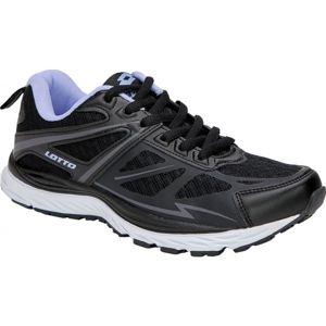 Lotto NIPPON černá 10 - Dámská běžecká obuv