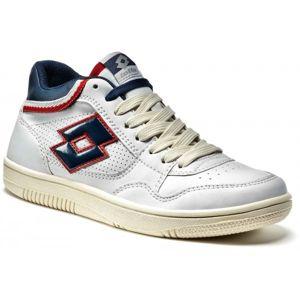 Lotto BIRD HI SUE CL bílá 32 - Dětská obuv pro volný čas