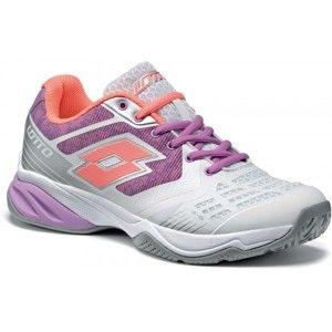 Lotto ESOSPHERE II ALR W bílá 6 - Dámská tenisová obuv