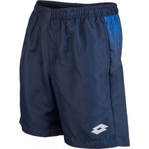 Lotto SPACE II SHORT B tmavě modrá XL - Chlapecké sportovní šortky