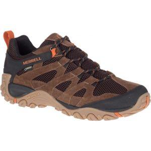 Merrell ALVERSTONE GTX hnědá 9.5 - Pánské outdoorové boty