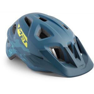 Met ELDAR BABY zelená (52 - 57) - Dětská helma na kolo