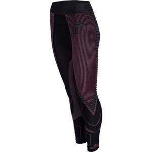 Mico 3/4 TIGHT PANTS M1 černá XS/S - Dámské spodní kalhoty