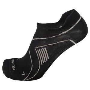 Mico EXTRALIGHT WEIGHT RUN černá XXL - Funkční běžecké ponožky