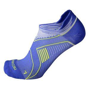 Mico EXTRALIGHT WEIGHT RUN modrá XL - Funkční běžecké ponožky