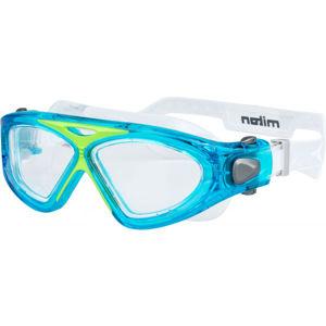 Miton GECKO JR modrá NS - Dětské plavecké brýle
