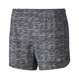 Mizuno IMPULSE 5.5 SHORT šedá S - Dámské multisportovní šortky